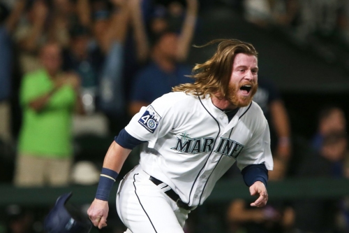 About Last Night: Ben Gamel takes his chance, runs all the way home with it