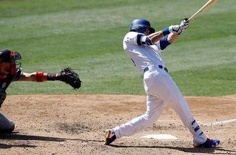 Braves LIVE To Go: Dodgers notch game-winner after Matt Adams forces extras