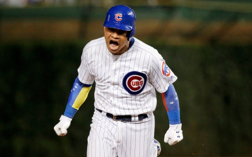 Cubs keep rolling behind blast by Contreras