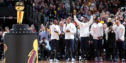 Trade LeBron James, keep Kyrie Irving? Get real! -- Terry Pluto