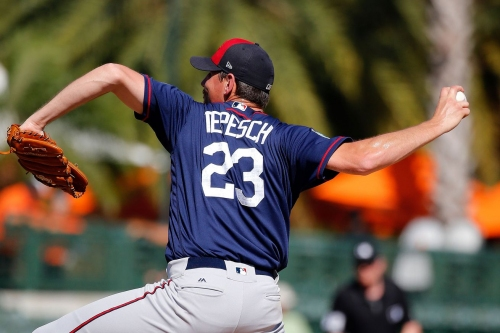 AL Central: Twins trade Nick Tepesch to Blue Jays