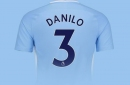 Manchester City confirm Danilo kit number