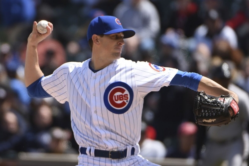 Cubs roster move: Kyle Hendricks activated from disabled list, Felix Pena to Iowa