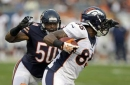 Bears' Freeman rushes to save man with Heimlich maneuver