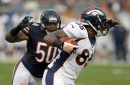 Bears' Freeman rushes to save man with Heimlich maneuver The Associated Press