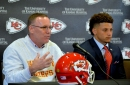 Chiefs new GM Brett Veach says he still has a great relationship with John Dorsey