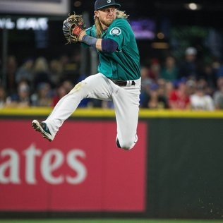 Mariners option Taylor Motter to Class AAA Tacoma