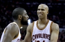 Richard Jefferson reacts to Kyrie Irving's trade request