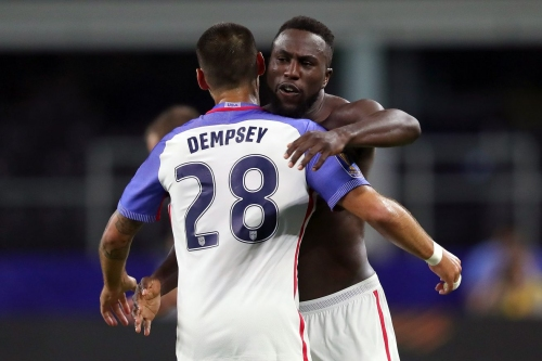 Angels Links: Altidore and Dempsey fire U.S. into Gold Cup final