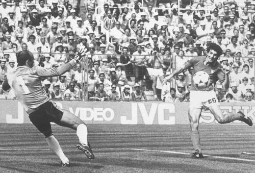 Brazil's 1982 World Cup goalkeeper dies after heart attack