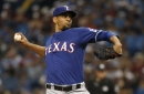 Texas starting righty Ross to 10-day DL; C Nicholas recalled