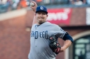 Padres trade Trevor Cahill, Brandon Maurer, Ryan Buchter to Royals