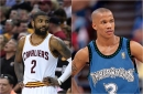 Kyrie Irving has been compared to Stephen Marbury for a long time