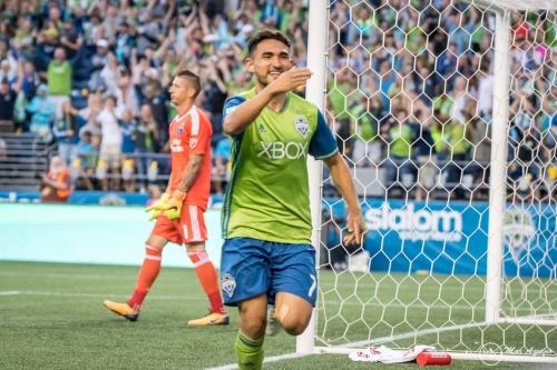 Cristian Roldan keeps unwrapping new layers of his game