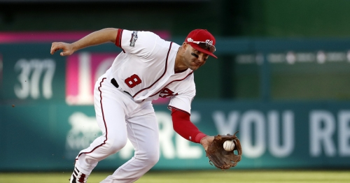 Danny Espinosa excited for fresh start with Seattle Mariners