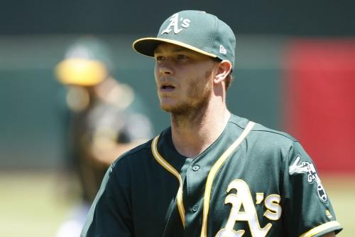 MLB trade rumors: Mariners considering run at Athletics' Sonny Gray