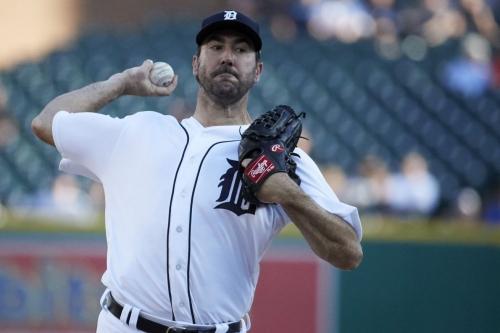 MLB trade rumors: Tigers 'aggressively' shopping Justin Verlander