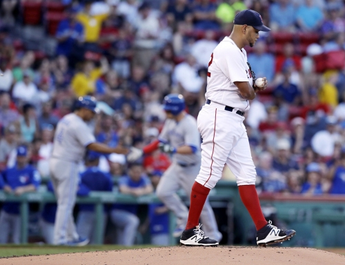 Rafael Devers arrives in Seattle; Hanley Ramirez at first base, Chris Young at DH for Red Sox vs. Mariners