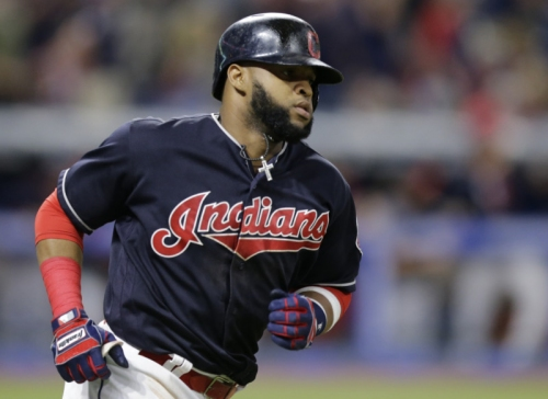 Indians 6, Reds 2: Carlos Santana belts two home runs, Indians extend win streak to four games