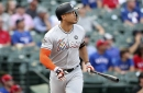 MLB trade rumors: Yankees reportedly inquired on Marlins' Giancarlo Stanton
