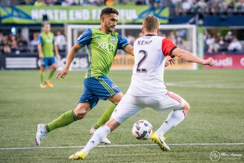 Cristian Roldan credits national team experience for epic performance against San Jose