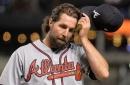 D-Backs pull away from Braves in late innings