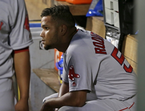 Eduardo Rodriguez struggles in loss to Seattle Mariners; Red Sox offensive woes continue