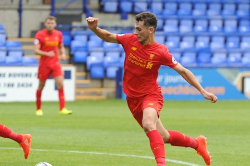 Liverpool midfield hope Adam Phillips set to sign at Norwich
