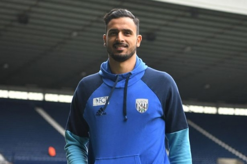 West Brom transfers: This is how much Swansea will offer for Nacer Chadli - if they sell Gylfi Sigurdsson