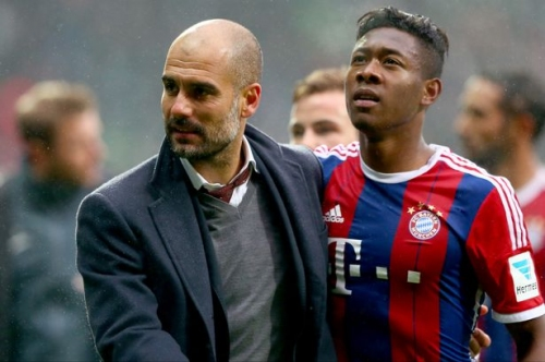David Alaba explains why Man City have paid so much for full backs