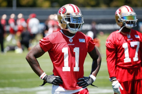 49ers roster breakdowns, 90-in-90: Marquise Goodwin