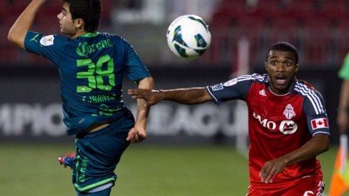 Listen to TFC Pitchside: 1-on-1 with Ashtone Morgan