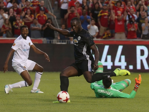 Romelu Lukaku wants his Manchester United goalscoring to emulate Cristiano Ronaldo and Robert Lewandowski