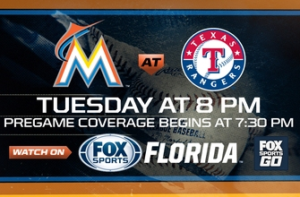 Preview: Marlins look for more of the same in Game 2 against Rangers