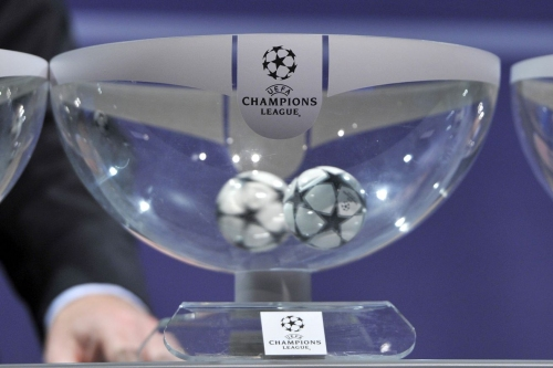 Create your own Group of Death with this Champions League draw simulator