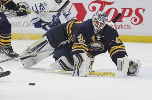 Sabres re-sign goalie Robin Lehner to $4M, 1-year deal The Associated Press