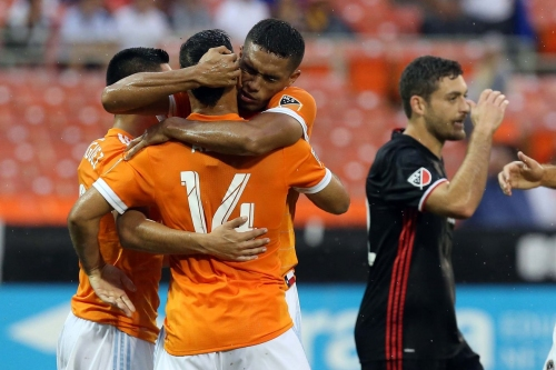 Player Ratings: Houston Dynamo vs. D.C. United