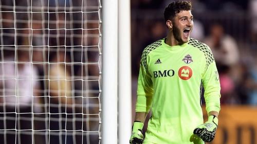Facebook Live with Toronto FC's Alex Bono: Wednesday at 1:00 pm ET