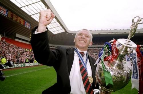 Ex-Sunderland manager Peter Reid's pride at helping create the Stadium of Light 'legacy'