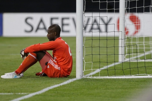 We're only in July, but D.C. United's MLS playoff hopes are virtually non-existant
