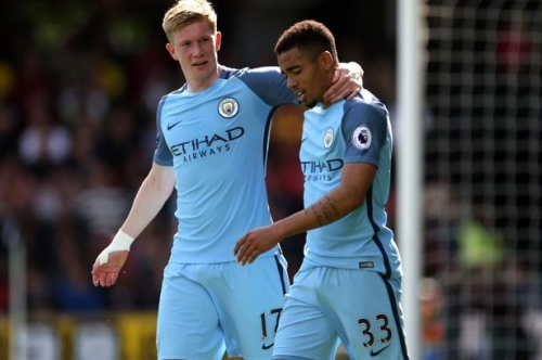 Gabriel Jesus teases Manchester City player who likes to shave everything