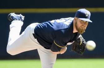 StaTuesday: Brewers' Jimmy Nelson has things under control