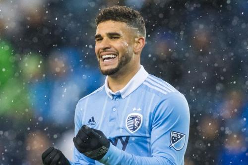 Sporting KC Trade Dwyer to Orlando