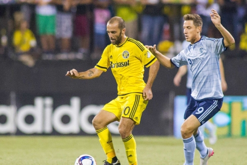 Report: Sporting Kansas City in talks with Columbus Crew SC for top allocation spot