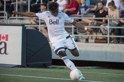 Vancouver Whitecaps Loan Sam Adekugbe to IFK GÖTEBORG