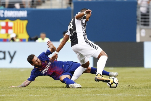 Barcelona vs. Manchester United in International Champions Cup: Time, TV channel, how to watch online