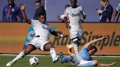 Whitecaps loan Canadian Sam Adekugbe to Swedish club IFK Goteborg