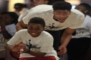 Anthony Davis hosting a basketball camp at UNO in August