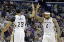 Anthony Davis, DeMarcus Cousins focusing on 'team chemistry' during summer workouts