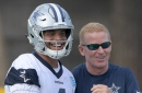 Dak controls Cowboys at camp, quite a switch in a year